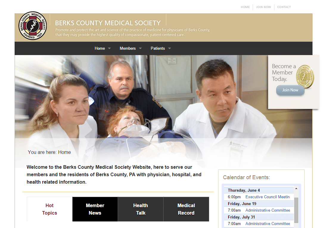 Berks County Medical Society