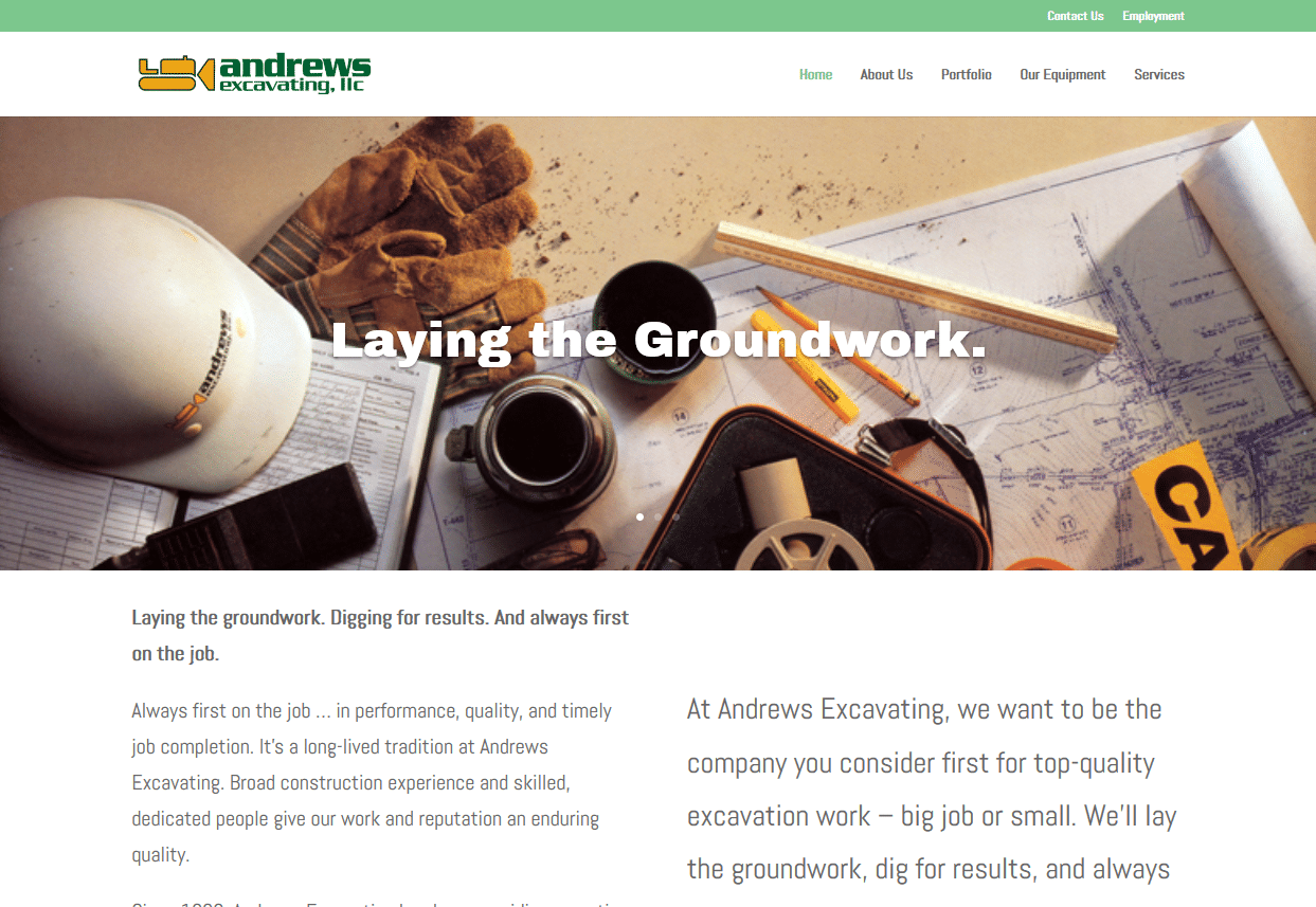 Screenshot_2019-08-13 Andrews Excavating Home Improvement Contractor - PA010761