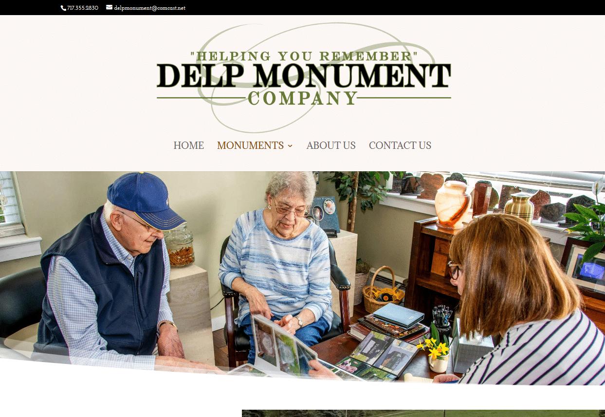 Screenshot_2019-08-13 Choosing a Memorial Delp Monument