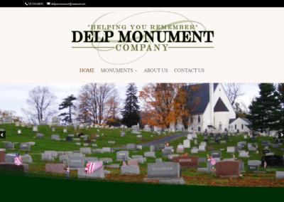 Delp Monuments