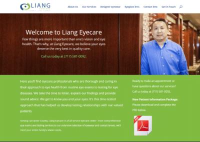 Liang Eyecare