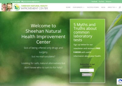 Sheehan Natural Health